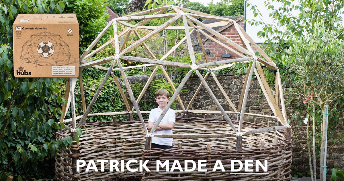 Hubs Geodesic Domes Made Simple Stick Guide And Calculator